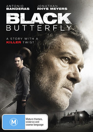 Black Butterfly on DVD image