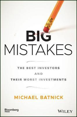 Big Mistakes by Michael Batnick image