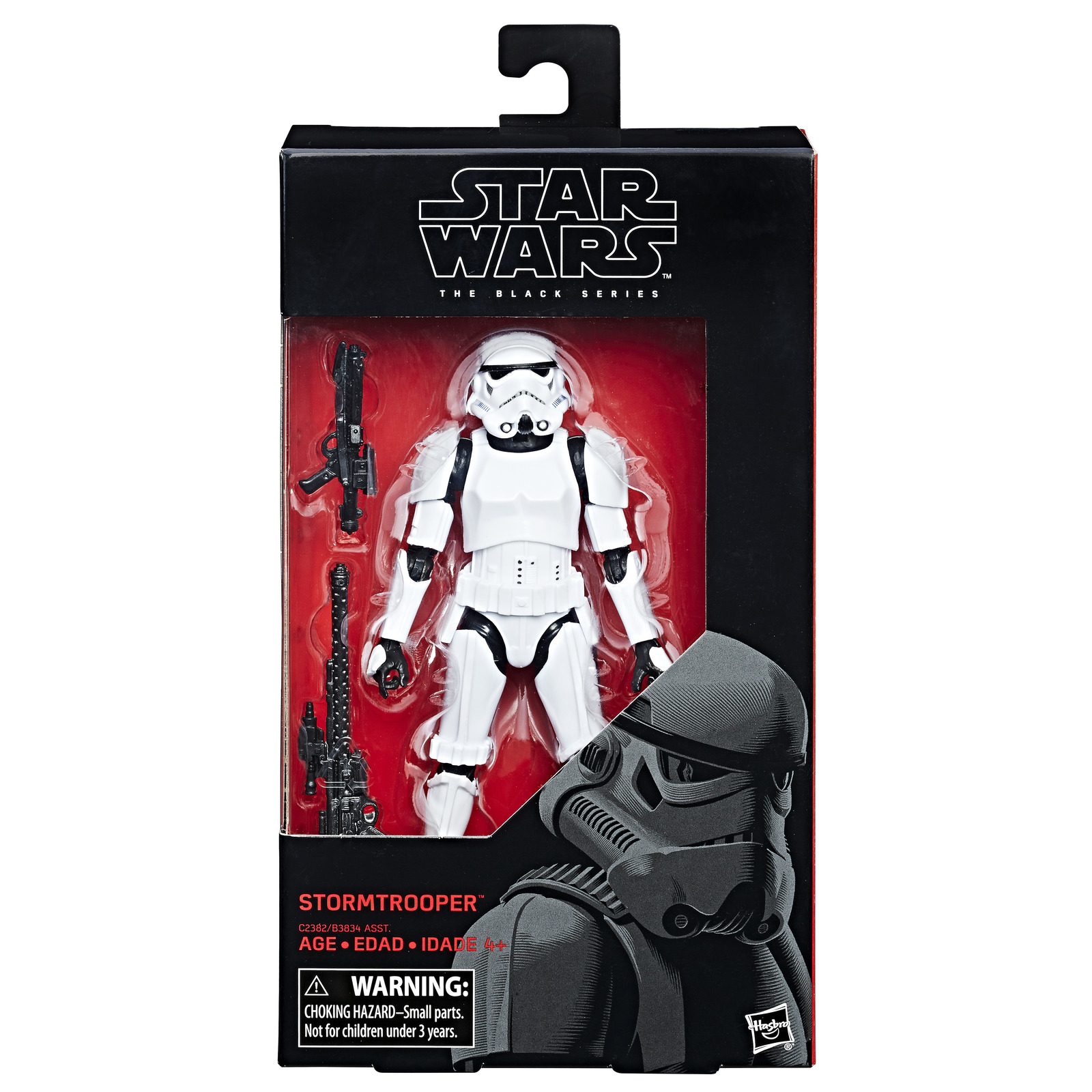 Star Wars: The Black Series - Stormtrooper (#48) image