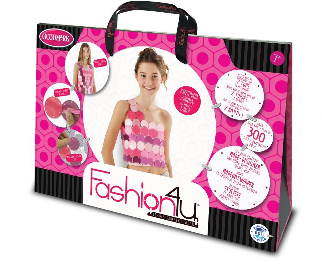 Fashion4u: Pink image