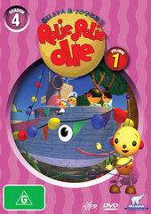 Rolie Polie Olie - Season 4: Vol. 1 on DVD