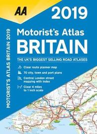 AA Motorist's Atlas Britain 2019 by AA Publishing