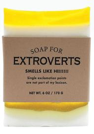 Whiskey River Co: Soap - Extroverts