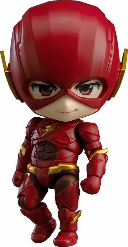 Justice League: Flash - Nendoroid Figure