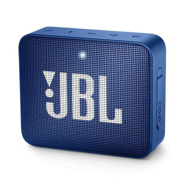 JBL Go 2 Speaker Bluetooth Speaker - Deep Blue Sea