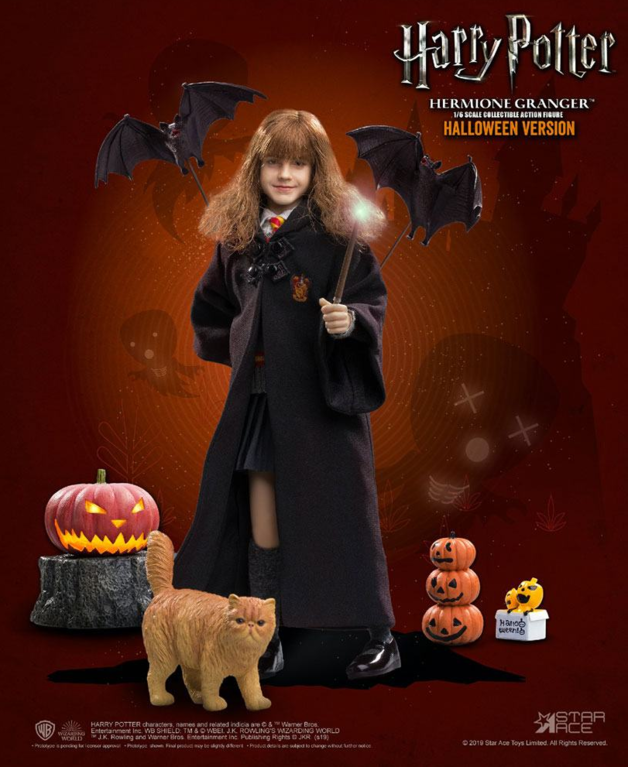 Harry Potter: Hermione Granger (Halloween Ver.) - 1:6 Scale Articulated Figure