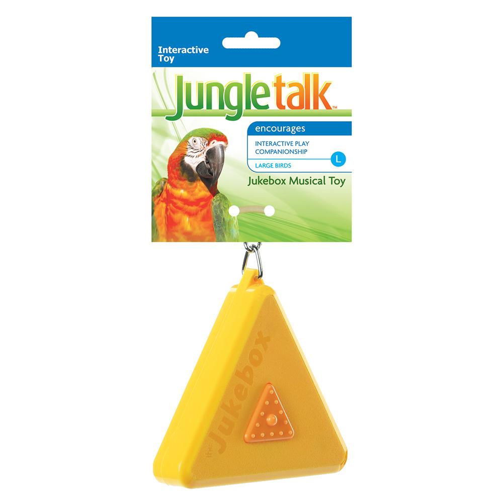 Jungle Talk: Jukebox Musical Toy - Large image