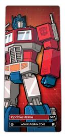 Transformers: Optimus Prime (#667) - Collector's FiGPiN