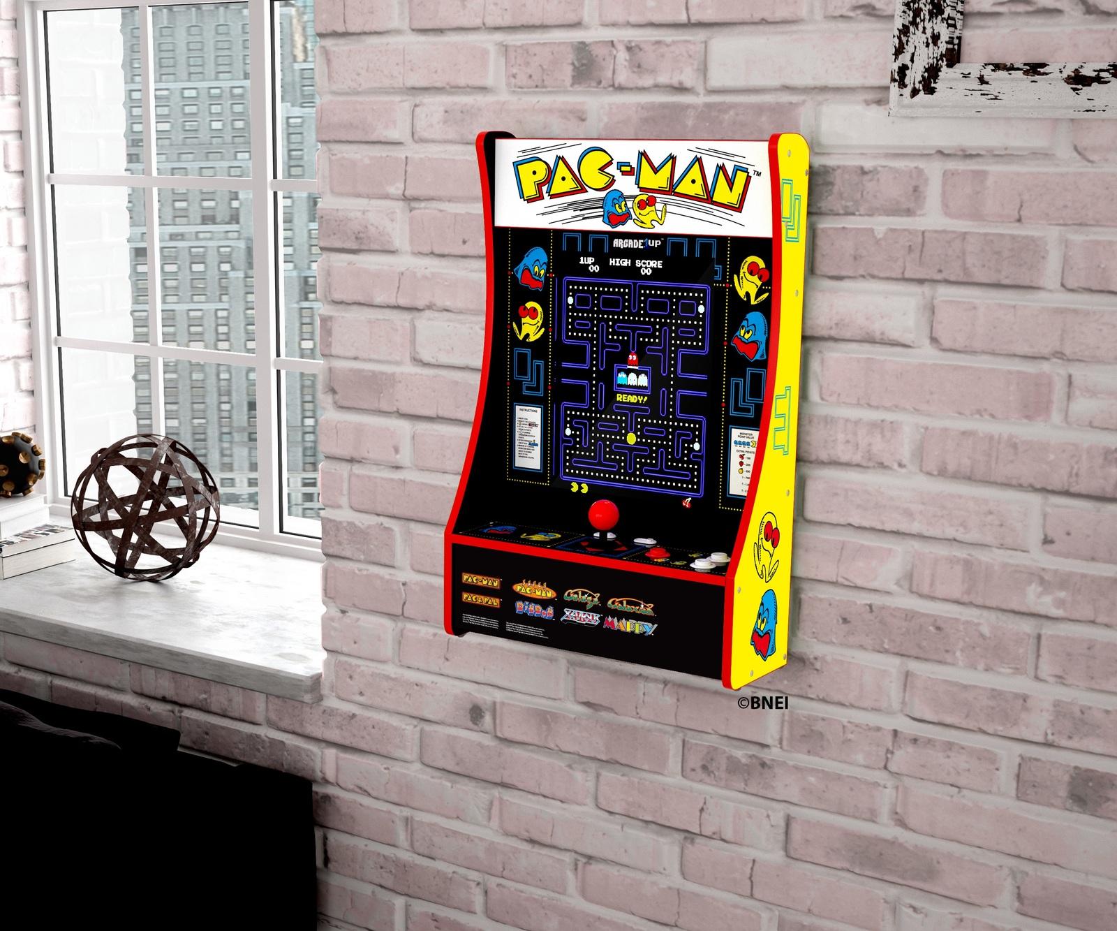 Arcade1Up Pacman 40th Anniversary Partycade image