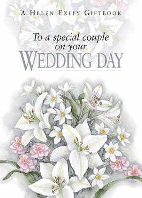 To a Special Couple on Your Wedding Day image