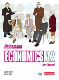 Heinemann Economics for Edexcel: A2 Student Book by Susan Grant image