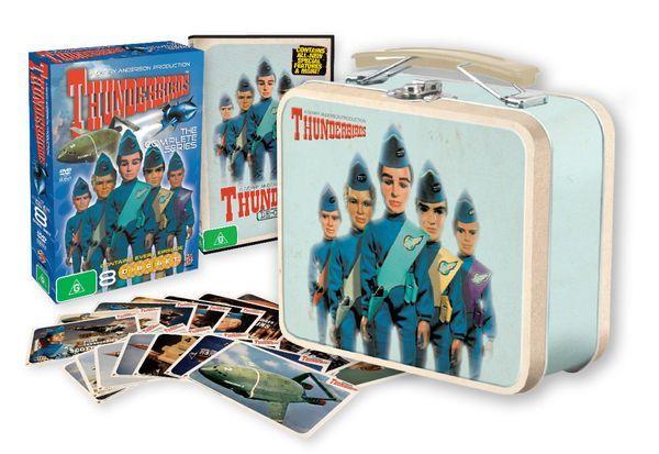 Thunderbirds Collector's Edition - Lunch Tin (8 Disc) on DVD