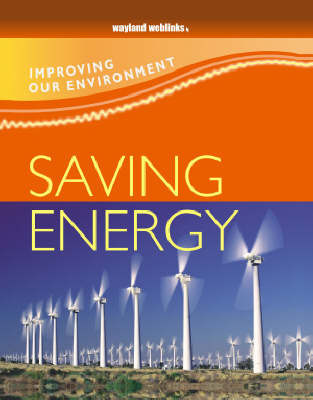 Saving Energy by Jen Green