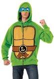 TMNT Leonardo Costume Hoodie (X-Large)