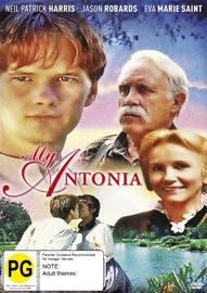My Antonia on DVD