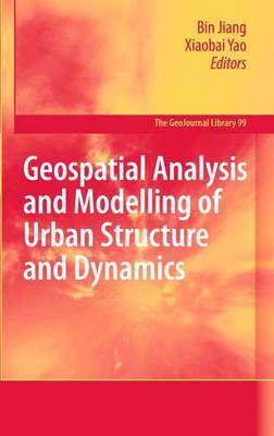 Geospatial Analysis and Modelling of Urban Structure and Dynamics image