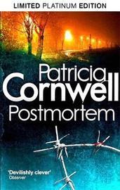 Postmortem (Kay Scarpetta #1) UK Ed. by Patricia Cornwell image