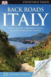 Back Roads of Italy by DK Publishing image
