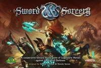 Sword & Sorcery - Board Game image