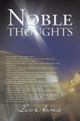 Noble Thoughts by Zure Asimia