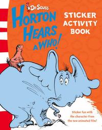 Dr  Seuss Sticker Activity Book by Dr Seuss image
