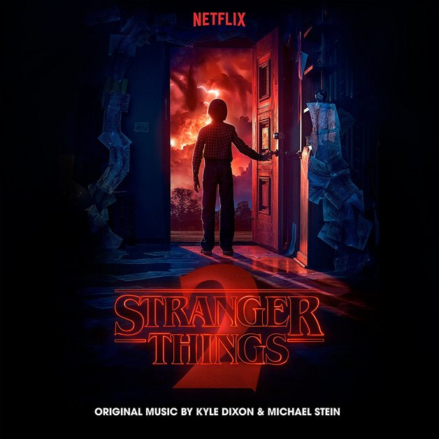 Stranger Things 2 (Netflix OST) by Kyle Dixon