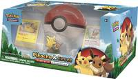 Pokemon TCG: Pikachu & Eevee Poke Ball Collection image