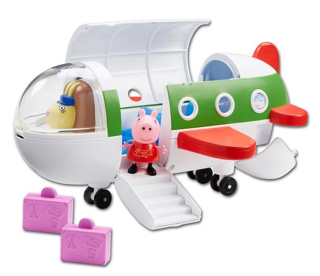 Peppa Pig: Air Peppa Jet - Playset