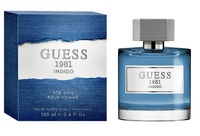 Guess: 1981 Indigo For Men Fragrance (EDT, 100ml)