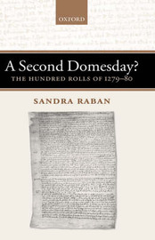A Second Domesday? by Sandra Raban image
