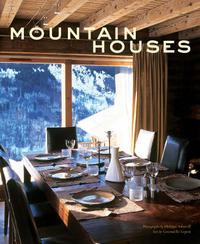Mountain Houses by Gwenaelle Leprat