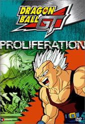 Dragon Ball GT Vol 04 - Proliferation on DVD