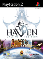 Haven: Call Of The King for PlayStation 2