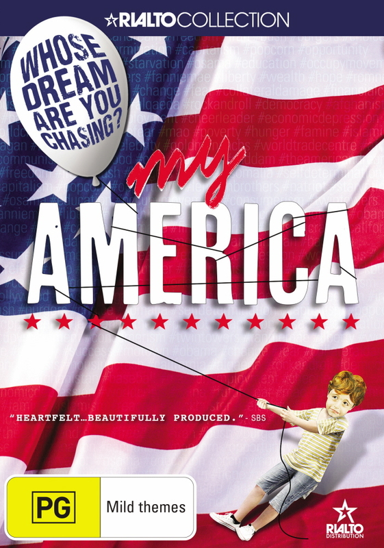 My America on DVD