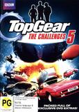 Top Gear Challenges 5 DVD