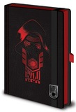 Star Wars Episode VII Premium A5 Notebook - Kylo Ren