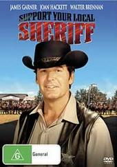 Support Your Local Sheriff on DVD