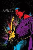 Jimi Hendrix: Maxi Poster - Paint (509)