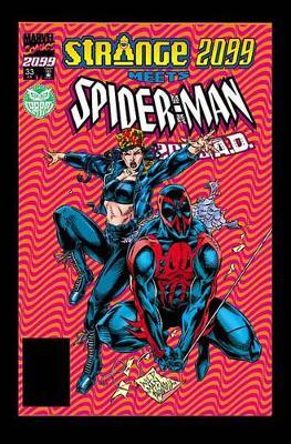 Spider-man 2099 Classic Vol. 4 by Peter David