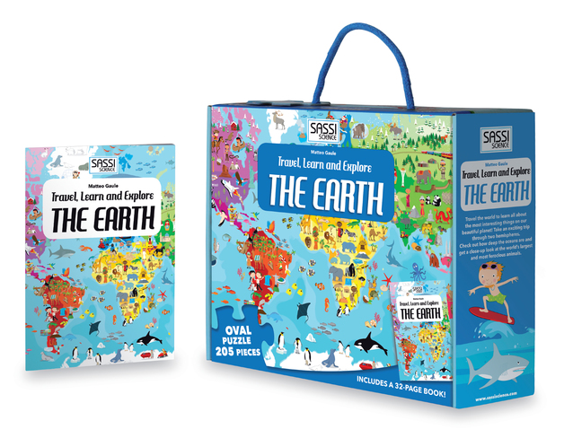 Sassi Travel Learn and Explore (The Earth)