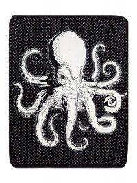 Sourpuss: Octopus Blanket