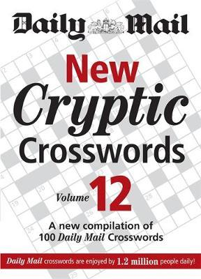 New Cryptic Crosswords - Vol. 12 image