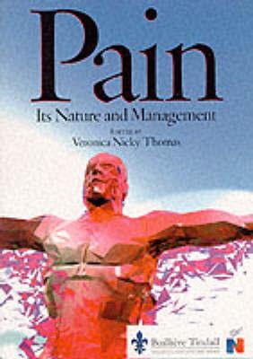 Pain by Veronica Nicky Thomas image