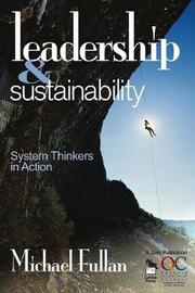 Leadership & Sustainability by Michael Fullan