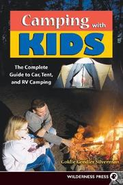 Camping With Kids by Goldie Silverman image