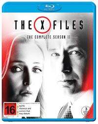 X-Files - Season 11 on Blu-ray image