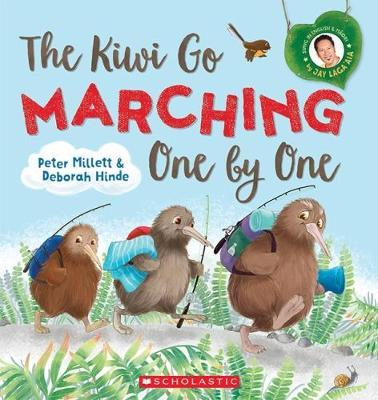 The Kiwi Go Marching One by One by Peter Millett