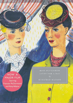 Miss Pettigrew Lives for a Day by Winifred Watson image