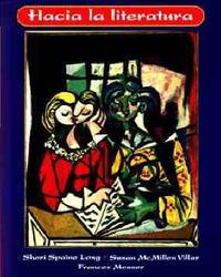 Hacia la literatura by Sheri Spaine Long image