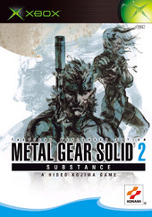 Metal Gear Solid 2 Substance for Xbox image